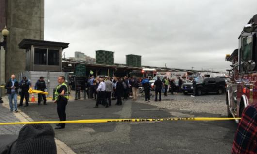 Железнодорожная авария вСША. Погибло 3, ранено несколько сотен человек
